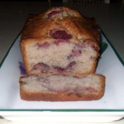 Delicious Strawberry Loaf recipe