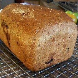 12 - Grain Raisin Bread With Double - Cinnamon Swi...