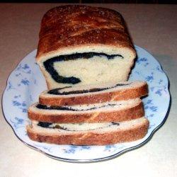 Polish Poppy Seed Bread
