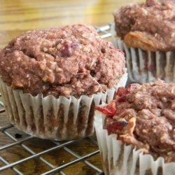 Completely Cran - Tastic Wholegrain Muffins