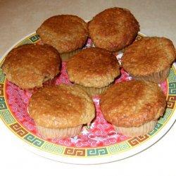 Yummy Oat Bran Muffins recipe