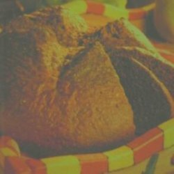 Russian Black Bread Light