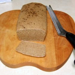 Old World Rye Bread
