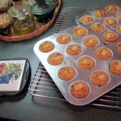 Strawberries And Cream Muffins recipe