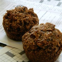 Moist Vegan Spelt Bran Muffins recipe