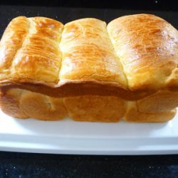 Yogurt Pineapple Bread recipe