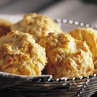 Cheese Garlic Biscuits recipe