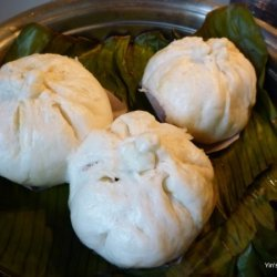 Steamed Buns (baozi/pao) Basic Yeast Dough