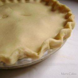 Pie Crust Fácil
