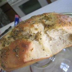 Garlic Lover's Pull Apart Bread