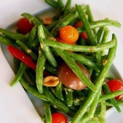 Somtum Green Bean Salad