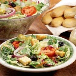 Copycat Olive Gardens Italian Salad Dressing