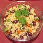 Black Bean Salad With Couscous