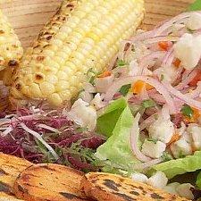 Peruvian Fish Ceviche recipe