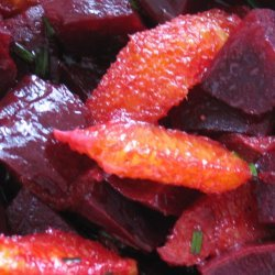 Beet And Orange Salad