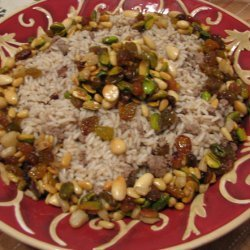 Lebanese Rice Dressing