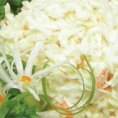 Cole Slaw Southern Style