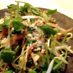 Asian Sprout Salad recipe