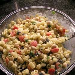 My Simple Macaroni Salad