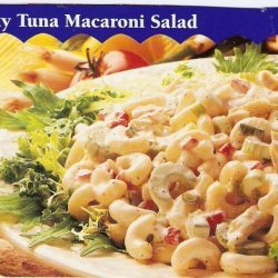 Tasty Tuna Macaroni Salad