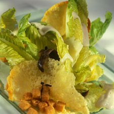 World Conquering Caesar Salad