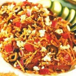 Greek Isle Rice Salad