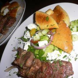 Syrian Fattoush Salad recipe