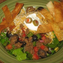 Simple Taco Salad-ci