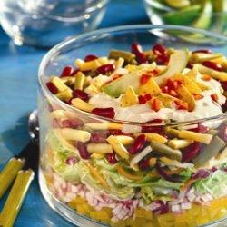 Cinco De Mayo Layer Salad