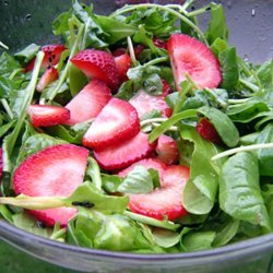 Strawberry Spinach Salad - Ocean Spray