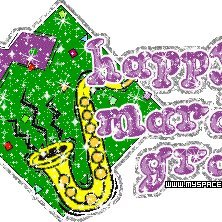 Mardis Gras Salad