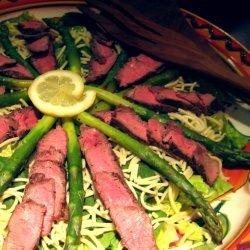 Asian Roast Beef Salad