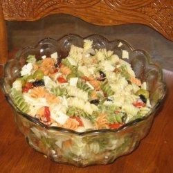 My Lomaglio Pasta Salad
