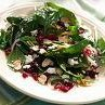 Grilled Chicken Spinach Cranberry Salad