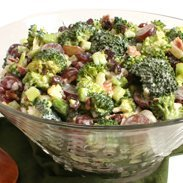 Pot Luck Broccoli Salad