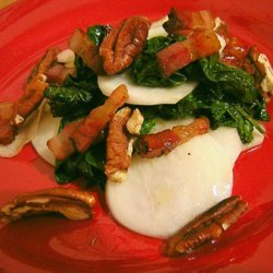 Hotcold Turnip Salad With Pancetta And Pecans