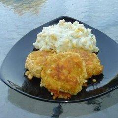 Dilled Corn And Potato Salad recipe