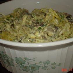 Smoked Herring Potato Salad recipe