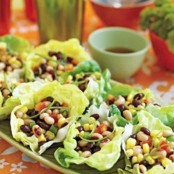 Black Bean And Black-eyed Pea Salad
