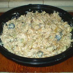 Beat The Heat Cold Tuna Pasta Salad