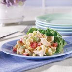 Creamy Chicken Pasta Salad recipe