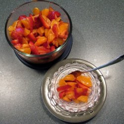 Strawberry Clementine Salad