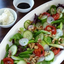 Damavand Salad