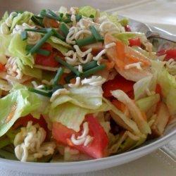 Chicken Adobo  Chopped Salad