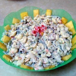 Pineapple Macaroni Salad