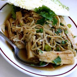 Bamboo Salad recipe