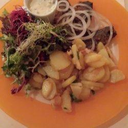 Mixed Herring Salad
