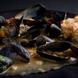 Mussels with Garam Masala recipe