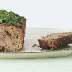 Rustic French Meatloaf