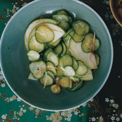 Cucumber Apple Pickle recipe
